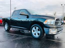100 Used Dodge Truck 2011 Ram 1500 4WD Crew Cab 1405 At Tarr Chevrolet