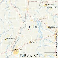 parison Paducah Kentucky Fulton Kentucky