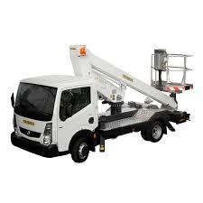 100 Truck Mounted Boom Lift Mounted Telescopic Boom Lift P 140 T Palfinger