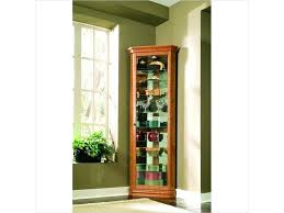 luxury curio cabinet cheap size of kitchen mission oak curio
