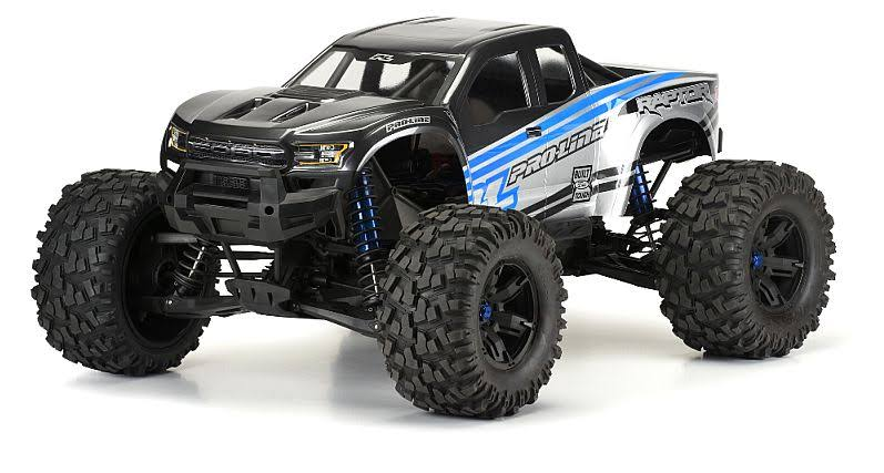 Pro-line Racing Ford F-150 Raptor Clear Body