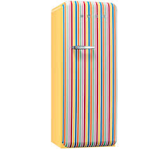 Buy Smeg Wide Retro Style Right Hinge Freestanding Fridge