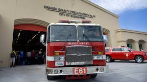 Firefighters Of Buena Park Station 61 Move Into Their New $13 ...