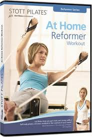 Amazon Stott Pilates At Home Reformer Workout DVD Exercise