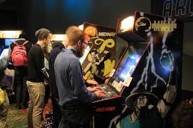 Mortal Kombat Arcade Cabinet Specs by File Pax South 2015 Mortal Kombat Arcade 16165005248 Jpg