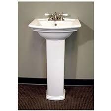 barclay 3 398wh washington 550 vitreous china pedestal lavatory