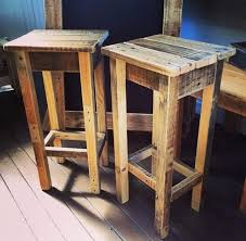 Wooden Pallet Patio Furniture Plans by Bar Stools Diy Outdoor Bar Stool Plans Pallet Patio Back To Bars