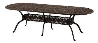 Hanamint Grand Tuscany Patio Furniture by Grand Tuscany By Hanamint Luxury Cast Aluminum 42