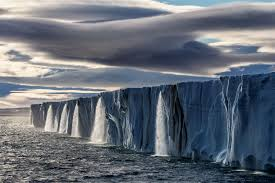 Sinking Islands Global Warming by Global Climate Change Melting Glaciers