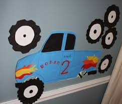 100 Monster Truck Theme Party A In Good Time A Birthday Teach Love Craft
