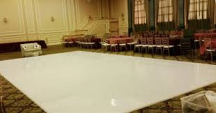 White Seamless Dance Floor Rental Los Angeles Orange County Riverside San Bernardino Rentals
