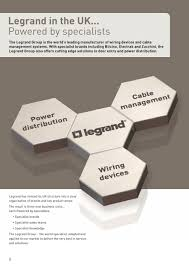 Legrand Floor Box Catalogue Pdf by Cable Management 2011 12 By Legrand Electric