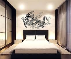 Wall Decor Ideas Diy 1 4 U 2 Dragon Vinyl Decal Sticker D