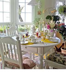 runder tisch im landhausstil schubladen
