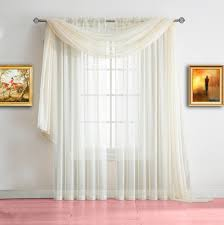 White Sheer Voile Curtains by Curtains Awesome Floral Sheer Voile Curtains Noticeable Cheap