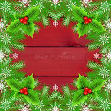 l arbre a cadre cadre de noël avec l arbre de sapin illustration stock image