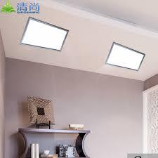 buy clear yet modern minimalist led panel lights embedded aluminum