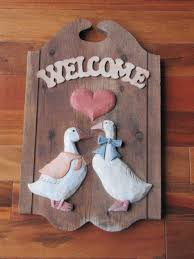 27 Best Country Goose Decor Images On Pinterest