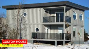 100 Shipping Container Homes Canada Custom House In Manitoba