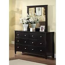 size 6 drawer dresser mirror dressers chests for less