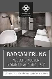 kosten einer badsanierung kosten badezimmer neues