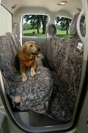 Covercraft Canine Covers Custom Camo Dog Seat Cover | Cross Peak ...