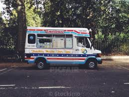 Cold Drinks. Truck In Gordon Square, London - License For £31.00 On ...