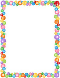Free Button Border Templates Including Printable Paper And Clip Art Versions File Formats Include GIF JPG PDF PNG