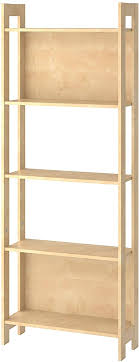 ikea laiva shelf imitation birch 62 x 165 cm de