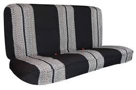 100 Pickup Truck Seat Covers Amazoncom Saddle Blanket Black Full Size S Bench