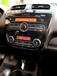 Picture Other 2014 Mitsubishi Mirage interior JPG