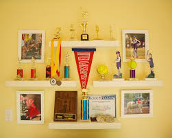 Images About For The Home On Pinterest Trophy Display Medal Displays And Shelf