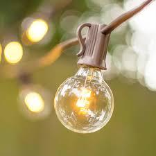 replacement bulb 5 led g40 0 6 watt 130 volt e12 base warm white