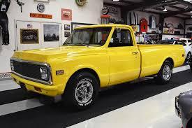 100 1972 Chevrolet Truck CK Pickup 2500 C20 PICKUP TRUCK 350 CI ENGINE