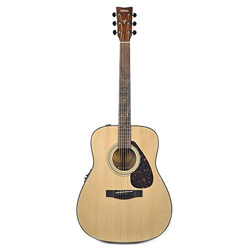 Yamaha FX325A FX Series Acoustic/Electric Guitar - Natural
