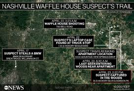 Waffle House Shooting Suspect Captured After 4 Slain - ABC News