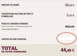 code promo cdiscount frais de port code promo damart 50 de réduction en janvier 2018 dealabs