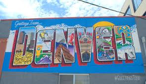 Denver International Airport Murals Explained by Twenty Amazing New Street Art Murals Painting In Denver In Summer
