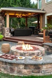 Patio Ideas ~ Modern Style Outdoor Patio Fire Pits Punkwife Patio ... Patio Ideas Modern Style Outdoor Fire Pits Punkwife Considering Backyard Pit Heres What You Should Know The How To Installing A Hgtv Download Seating Garden Design Create Lasting Memories Of A Life Well Lived Sense 30 In Portsmouth Weathered Bronze With Free Kits Simple Exterior Portable Propane Backyard Fire Pit Grill As Fireplace Rock Landscaping With Movable Designing Around Diy