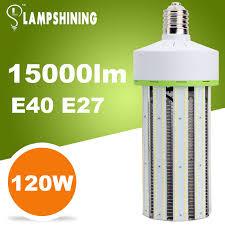 e40 e27 120 watt led corn cob bulb etl certified