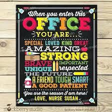 school office board decoration back to school nurse office board