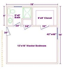 Bathroom Designs And Floor Plans For 6x8