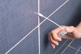bathroom view best way to clean grout in bathroom tiles small