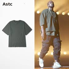Vintage Oversize T Shirt Kanye West Shirts Half Sleeve Brand Clothing Hip Hop Palace Tee Swag Lovers Streetwear 2018 From Wzyaa 89
