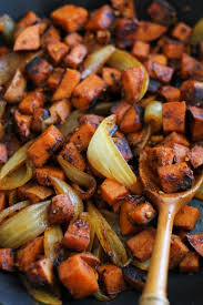 Sweet Potato Home Fries The Roasted Root