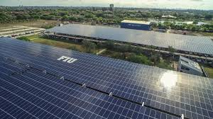 FIU and FPL unveil one of a kind solar research facility
