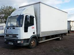 IVECO CARGO 75E15 7.5 TONNE 20 FT BOX TRUCK ON STEEL SUSPENSION LIKE ...