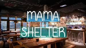 100 Hotel Mama Shelter Paris Restaurant YouTube