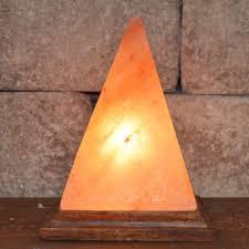 Himalayan Salt Lamp Pyramid by Himalayan Salt Lamps U0026 Selenite Lamps Nature U0027s Farmacy