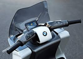 BMW Electric Scooter Concept